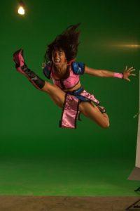 Victoria Vives Kick