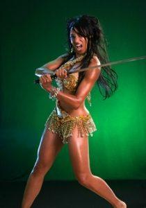 Victoria Vives Sword
