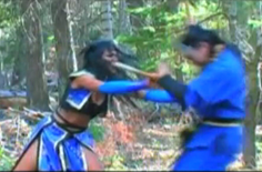 martial arts female