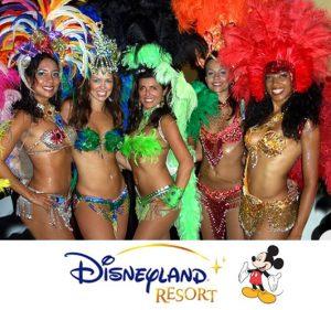 Disneyland Samba