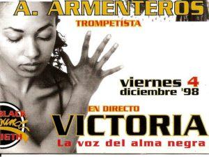 Singer Armenteros