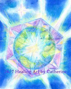Healing Art by Catherine