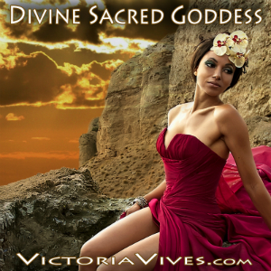 Divine Sacred Victoria Vives