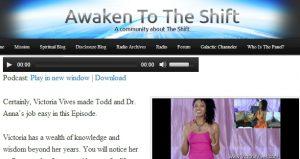 Awakening to the shift