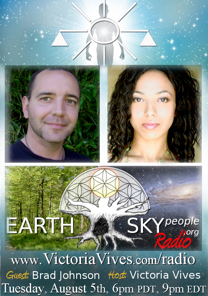 Earth Sky Radio ~ Brad Johnson