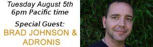 Brad Johnson and Adronis