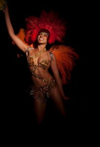 Victoria Vives Samba Dance