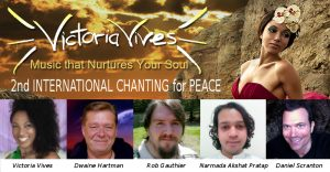 international chanting for peace conference