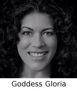 Goddess Gloria stand up comedy