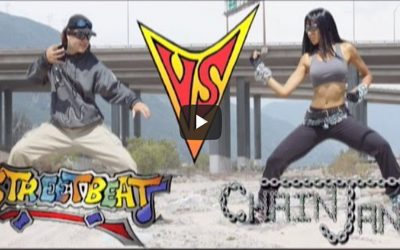 CHAIN JANE vs. Streetbeat