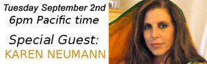 Special Guest Karen Neumann