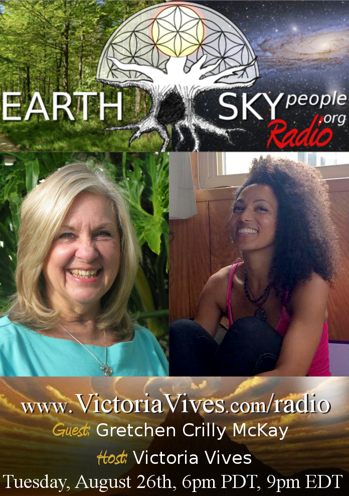 Earth Sky Radio ~ Gretchen Crilly McKay