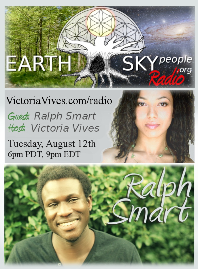 Earth Sky Radio ~ Ralph Smart