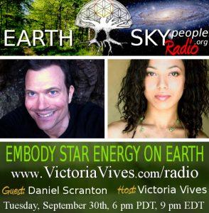 Embody Star Energy on Earth