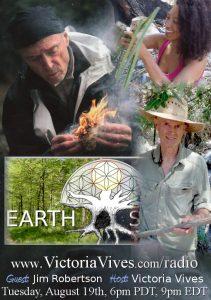 Jim Robertson on Earth Sky Radio