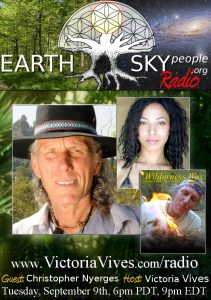 Christopher Nyerges on Earth Sky Radio