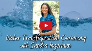 Water Transformation Ceremony with Sandra Ingerman
