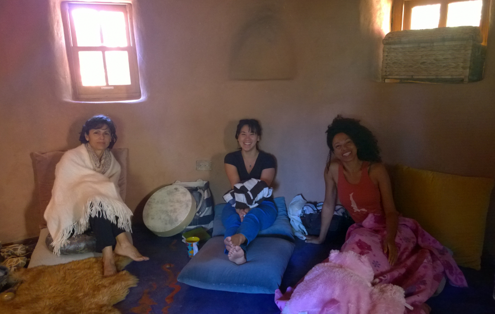 Shamanic Graduation October 19 2014