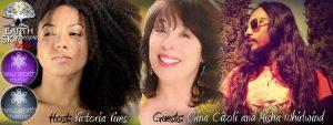 Victoria Vives with Gina Citoli & Misha Whirlwind
