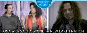 Q&A Sacha Stone New Earth Nation