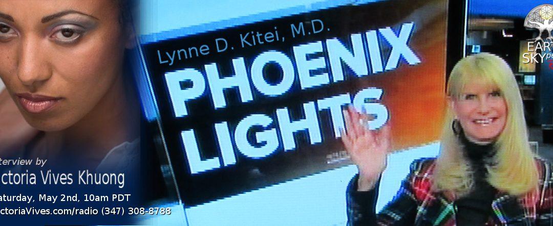 Lynne D. Kitei, M.D. ~ The PHOENIX LIGHTS