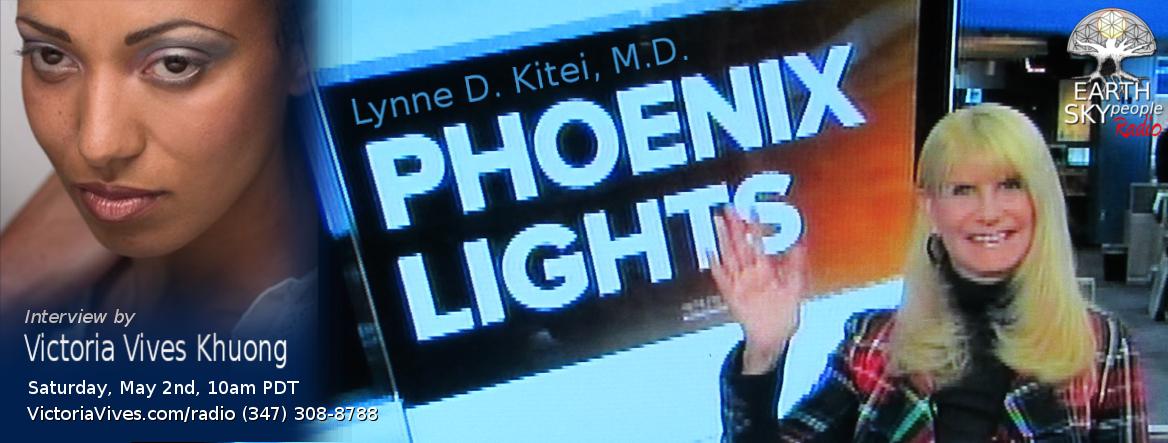 Lynne D. Kitei, M.D. Phoenix Lights