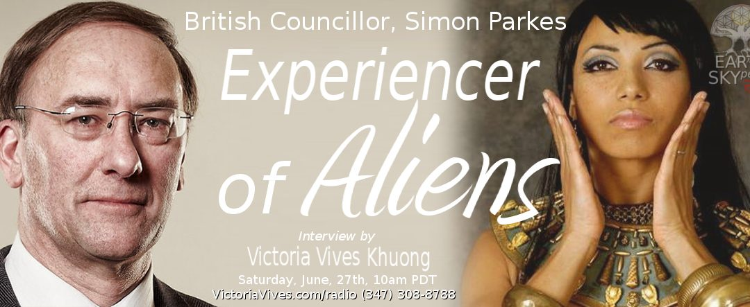 SIMON PARKES ~ Experiences of Aliens PART 2