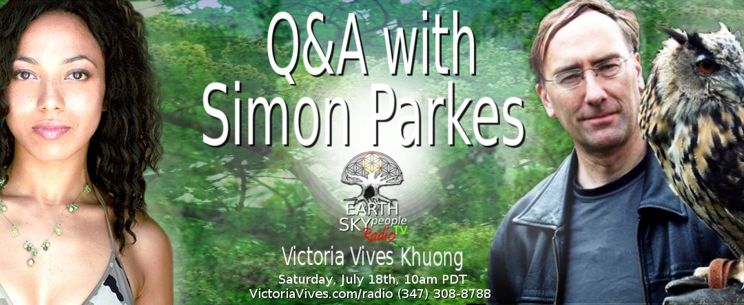 Q&A with SIMON PARKES at EarthSky People Radio