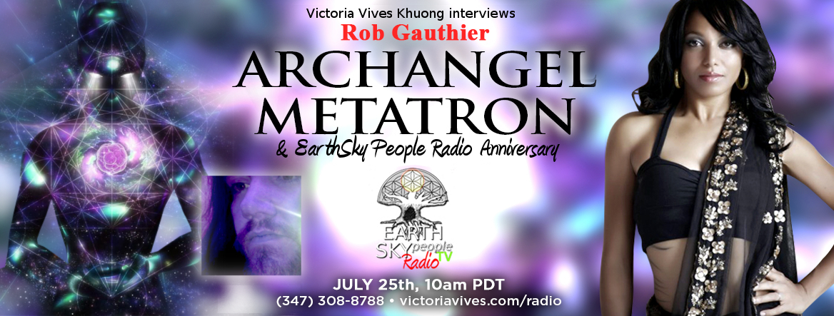 Archangel Metatron Rob Gauthier