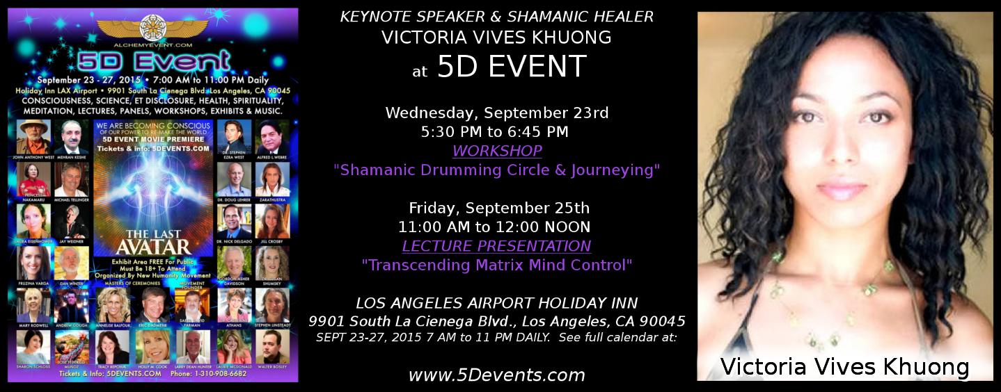 5D Event Keynote Speaker