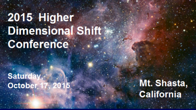 2015 Higher Dimensional Shift Conference
