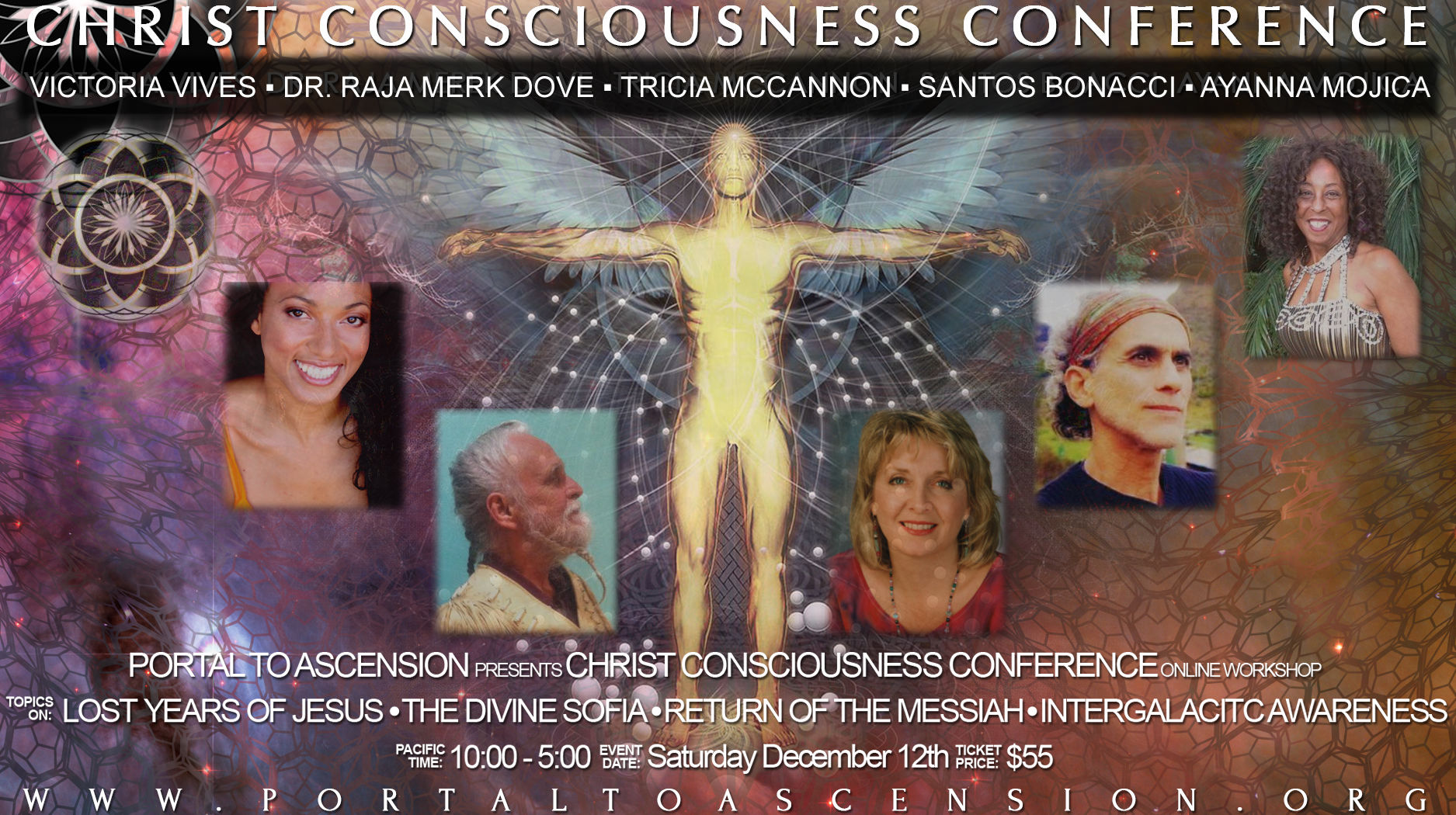 Christ Consciousness Conference