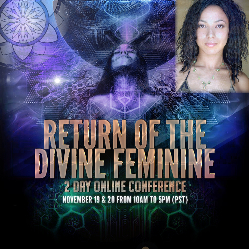 Divine Feminine Online Conference