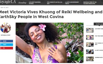 Meet Victoria Vives Khuong of Reiki Wellbeing and EarthSky People in West Covina