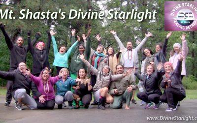 YAYYY!!! MT SHASTA's DIVINE STARLIGHT FAMILY!!!