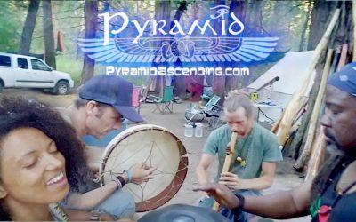 PYRAMID Jamming at the Sequoias ~ PyramidAscending.com