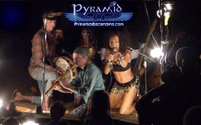 PYRAMID LIVE at the Sequoias ~ PyramidAscending.com