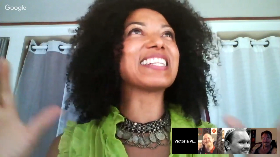 The Way Of… Victoria Vives- Shamanism, Sacred Sexuality, Goddess Energy, Off Matrix living