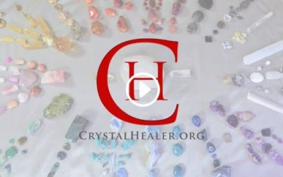 CRYSTAL HEALER Level I & II Online Certification