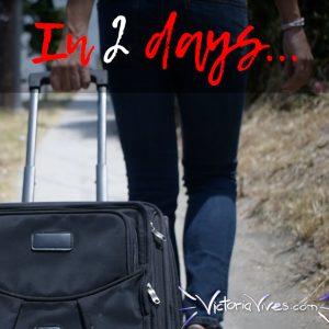 Victoria Vives Thursday surprise countdown