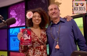 Victoria Vives' Book Launch at Inner Journey with Greg Friedman