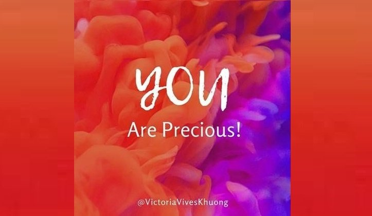 Victoria Vives - You Are Precious