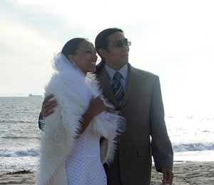 Victoria Vives Wedding Day