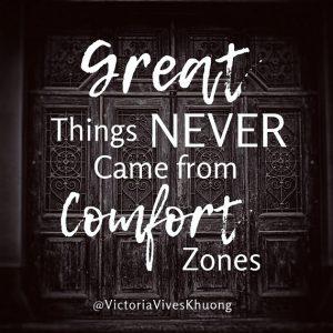 Victoria Vives Comfort Zone