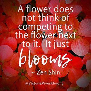 Victoria Vives Just Bloom!