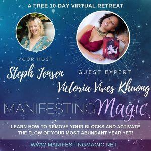 Victoria Vives Manifesting Magic