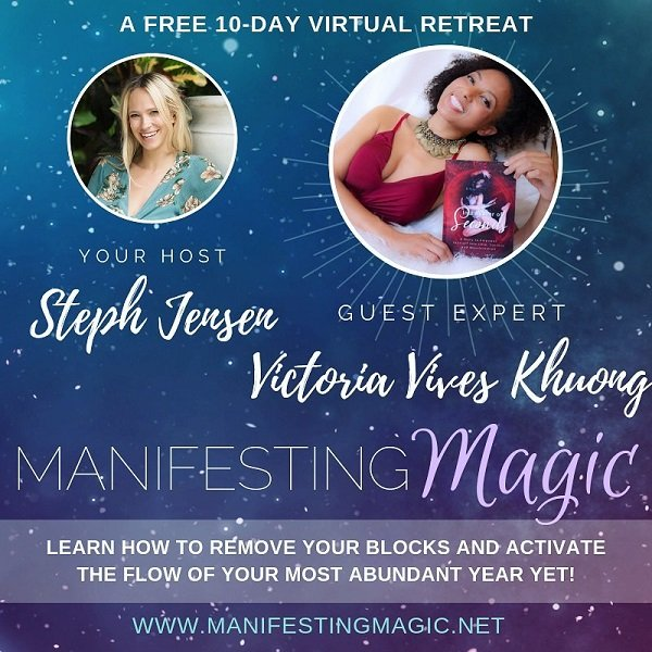 Victoria Vives Manifesting Magic