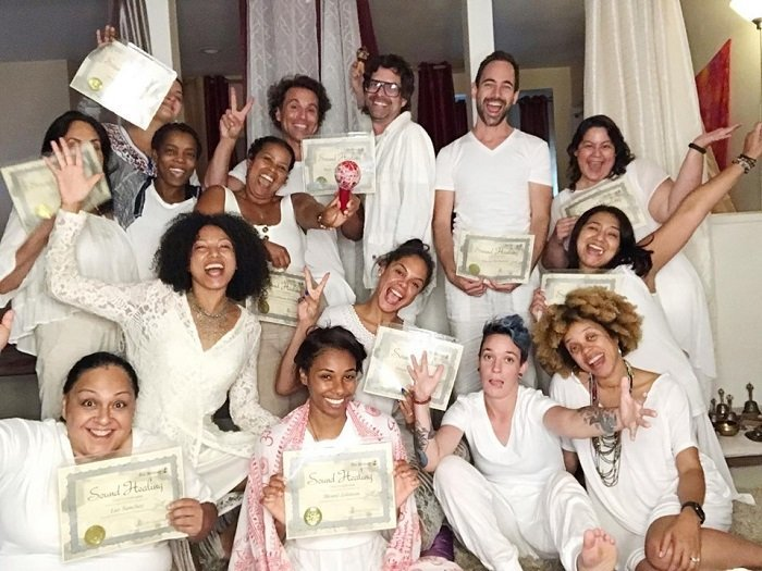 Victoria Vives Beautiful Healers!
