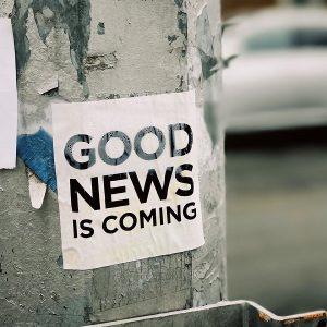 Victoria Vives - Good News!