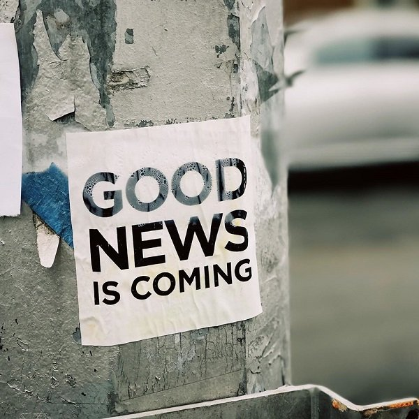 Victoria Vives Good News!